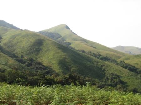Chundi peak